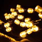 1000LED Supabrights Fairy Lights (8-9ft tree)